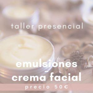 crema facial natural